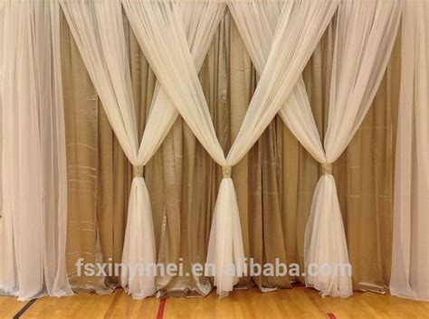 wedding table backdrop for sale factory price wedding backdrop curtains professional