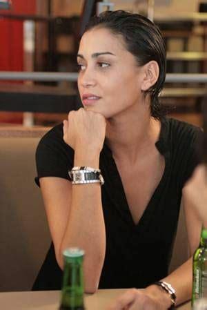 laura harrier listal picture of morjana alaoui