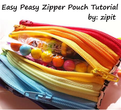 multi zippered pouch pattern friday finds a list of 30 free tutorials and patterns