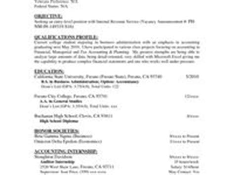 Resume Objective Universal 1000 Images About Accounting Resume Objectives On Resume Objective Accounting And