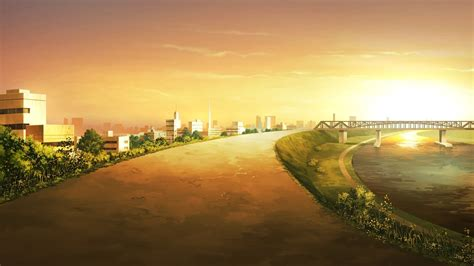 wallpaper anime city anime city wallpaper 1023696