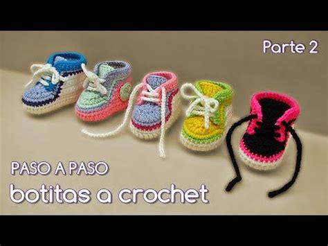 como hacer zapatitos tejidos para bebes youtube c 243 mo tejer zapatitos botitas escarpines beb 233 crochet