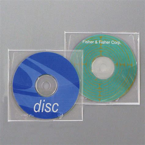 Dvd Robocop Poly 5 1disc by Poly Adhesive Sleeve For Cd Dvd Disc Sleeves Cd Dvd