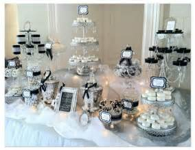black and white buffet black and white table wadsworth mansion