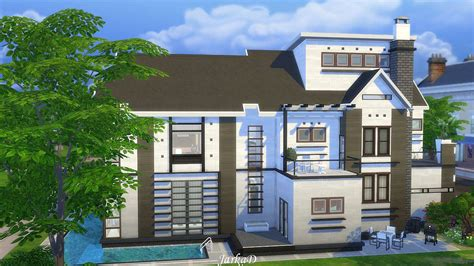 4 family homes family house no 11 jarkad sims 4 blog