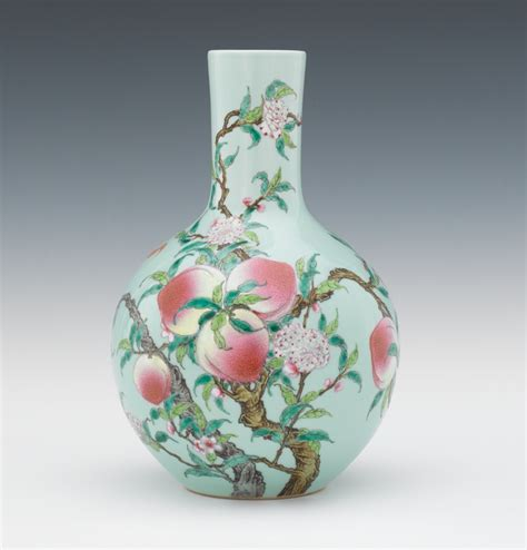 Porcelain Vase Marks by Porcelain Vase With Yongzheng Marks 10 20