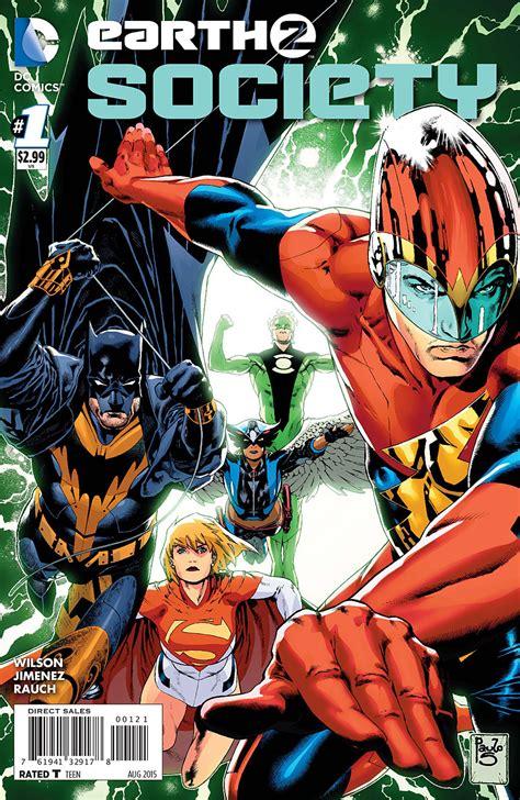 Komik Stormwatch Vol 2 Enemies Of Earth Dc Comics earth 2 society volume 1 batman wiki fandom powered