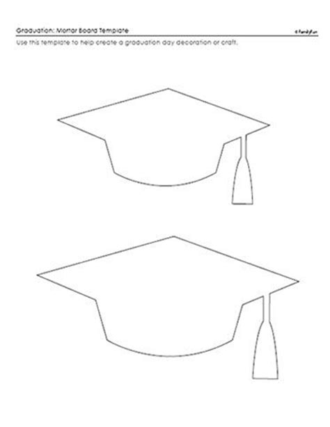 graduation hat template graduation graduation invitations and hat template