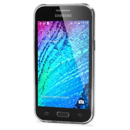 Samsung J1 2015 Slim Armour flexishield ultra thin samsung galaxy j1 2015 gel