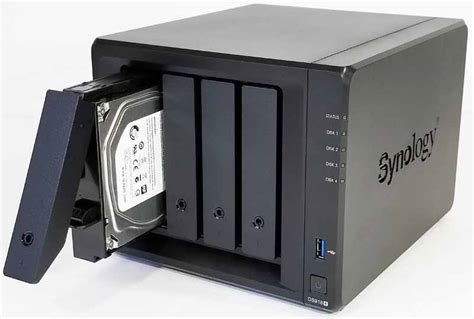 Hardisk Nas synology ds918 review a powerful and easy to use 4 bay nas