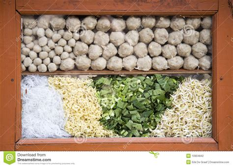 bakso stock photography image