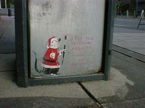merry christmas graffiti street art street art  graffiti magazine