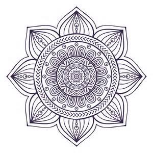 mandala collection illustrations on creative market