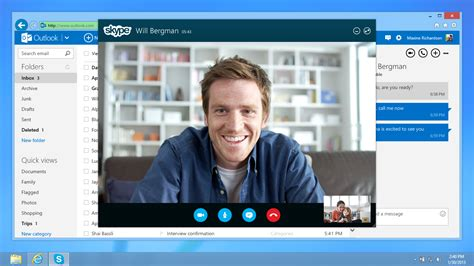 Skype Email Search Skype For Outlook Now Available