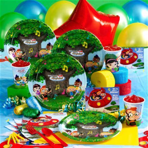 Einsteins Decorations by Boys Birthday Ideas