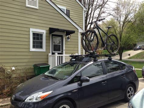 Best Bike Rack For Prius by Toyota Prius V Bicycle Rack