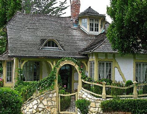 the english cottage english cottage love the look shingles slope curves