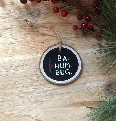 ba hum bug trees 18 best rustic handmade ornaments images on deco