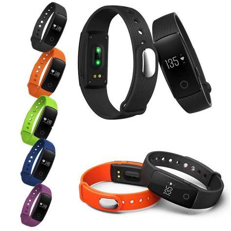Ego Bluetooth Fitness Activity Tracker id107 bluetooth sport fitness activity tracker rate monitor wristband ebay