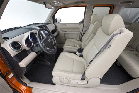 honda element seating capacity honda element ex 2009 cartype