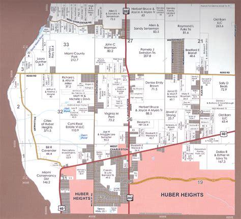 Miami County Ohio Property Records Maps For Bethel Township Miami County Ohio