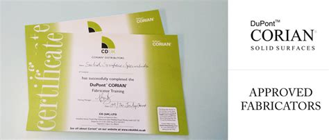 corian installers corian approved certified fabricators uk