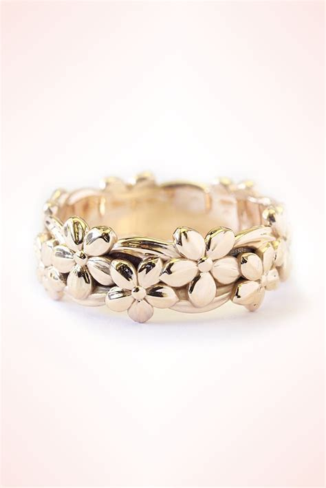 best 25 flower rings ideas on beautiful rings
