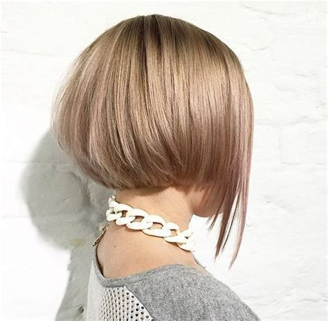 short angled cut thats why 40 chic angled bob haircuts