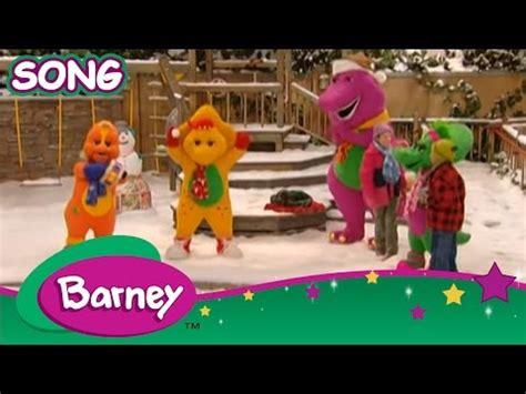 barney i love you christmas song videos vidoemo