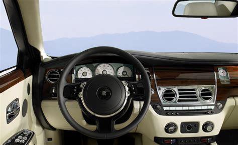 2010 rolls royce phantom interior car and driver
