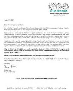 Thank You Letter For Earthquake Donation Hair Fair 2012 Thank You Letter From Wigs For Hair Fair