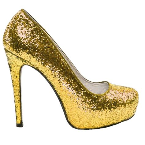 gold glitter shoes for womens sparkly gold glitter heels bridal wedding