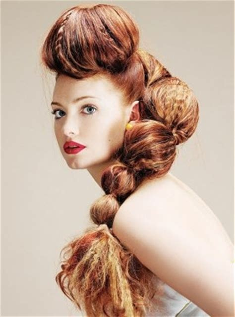 Sculptured Ponytail Hairstyles | 1000 images about sculpture hair on pinterest sculpture