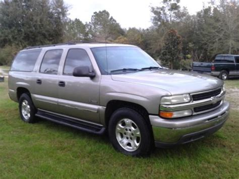 purchase used 2000 chevy suburban in gainesville florida united states for us 3 200 00
