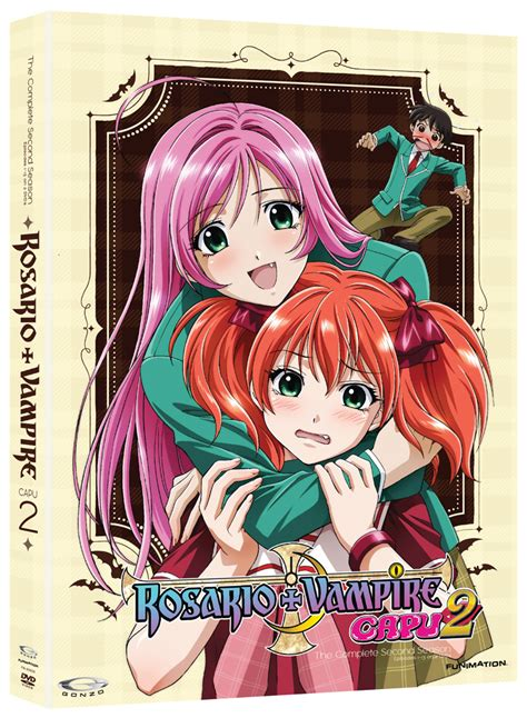 rosario vire season 2 rosario season 2 capu2 dvd