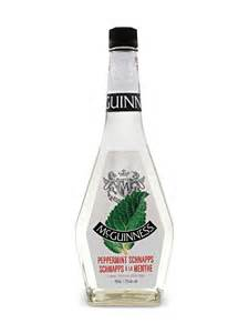 mcguinness peppermint schnapps lcbo