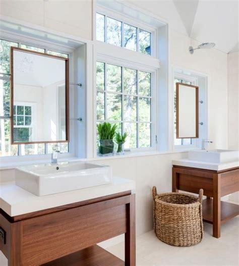 hang bathroom mirror how to hang a mirror on a window beautiful vanities and