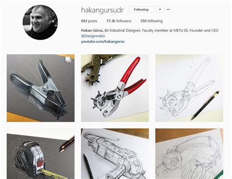 industrial design instagram accounts 25 colored pencil artists worth a follow on instagram