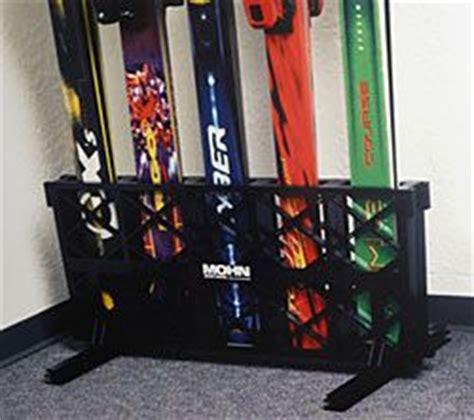 Freestanding Ski And Snowboard Storage Racks by 5 Pair Tip Ski Rack Freestanding Ski Rack Ski And