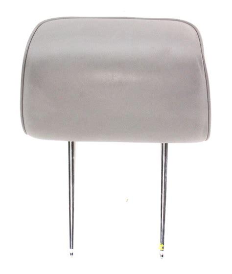 headrest for car seat to window front seat rest 04 06 vw phaeton headrest grey