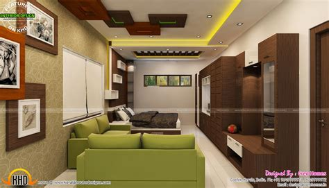 home theater room design kerala living prayer kitchen interiors kerala home design and