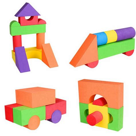Foam Building Block foam building blocks toys for