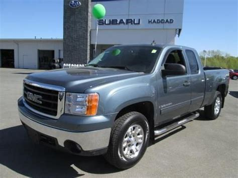 Search Email Sle Find Used 2008 Gmc 1500 Sle In Pittsfield Massachusetts United States For Us