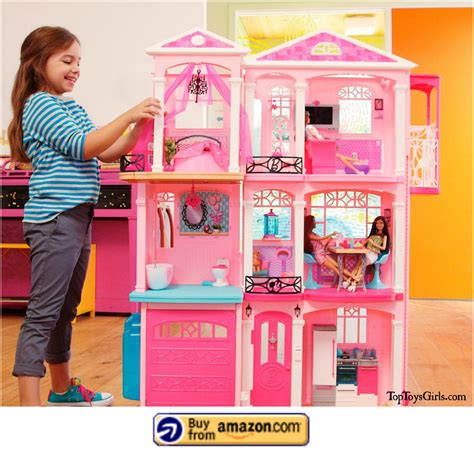 barbie and the dream house barbies dream house with elevator
