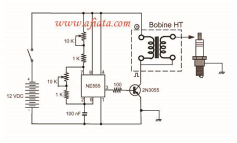 car capacitor discharge ignition capacitive discharge ignition diagram