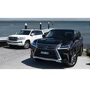 Toyota Land Cruiser Sahara And Lexus LX570 2016 Review
