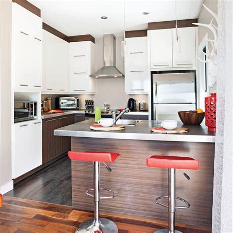 cuisine 駲uip馥 petit espace wonderful amenagement cuisine petit espace 2