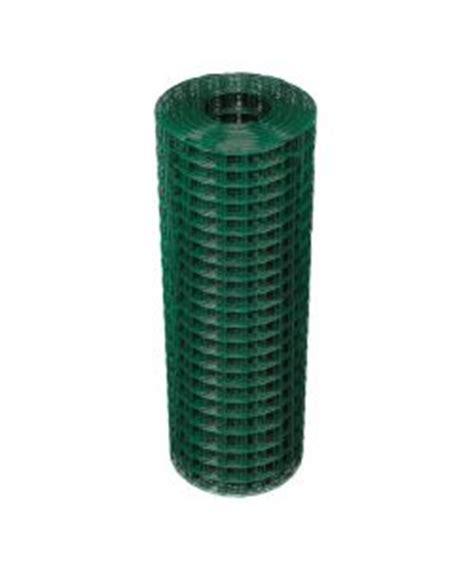 rete da giardino verde rete metallica ondulata con rivestimento plastificato in