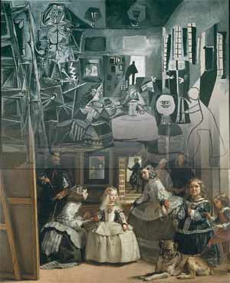 picasso paintings las meninas 5 paintings from las meninas series by picasso that you