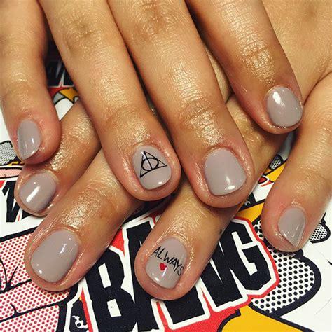 Dessin Sur Les Ongles by 15 Dessins Sur Les Ongles Harry Potter 2tout2rien